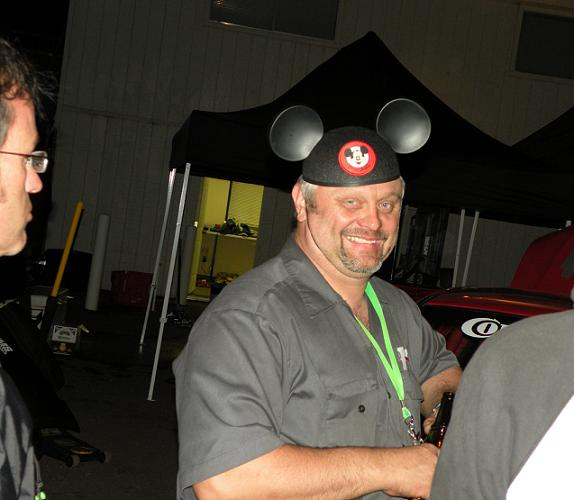"Saving the best for last!  Tony, when asked what he's doing with his Time Attack winnings, said ""I'm going to Disney!"""