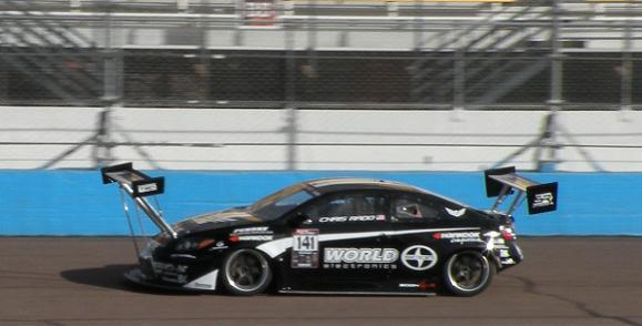 Chris Rado's World Racing Scion tC