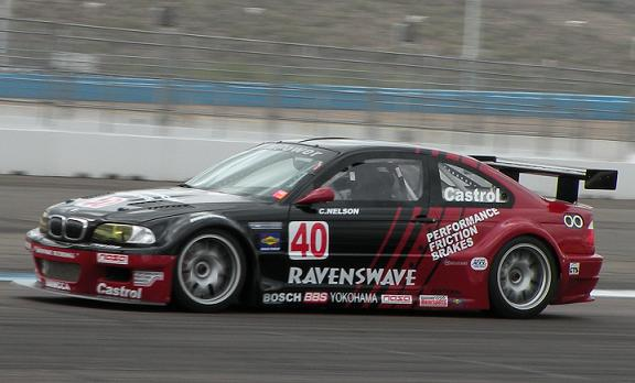 GTS5 National Champion Chad Nelson returned to PIR in October