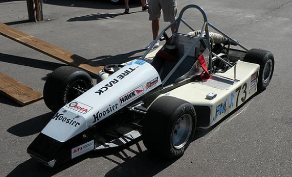 Dan Hawrylkiw's Zink Z-19 that took second place in NXR