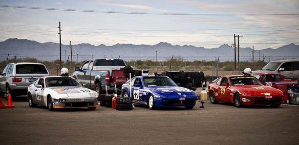 NASA Arizona is one of the biggest regions in the country for 944 Spec racing