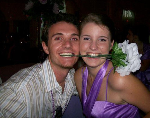 Matt and Tamara