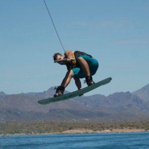 Wakeboarding  aka Flying